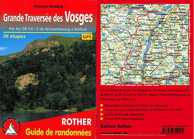 topoguide Rother